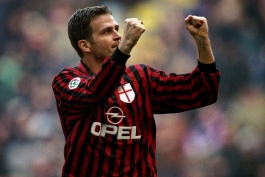 میلان-سری آ-ایتالیا-Ac Milan-بروسیا مونشن گلادباخ-اوردینگن-آلمان-یورو 1996-هامبورگ