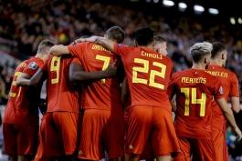 بلژیک 9-0 سن مارینو؛ آتش بازی در بروکسل