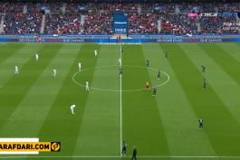 خلاصه بازی پاری سن ژرمن 4-0 آنژه (لوشامپیونه فرانسه ۲۰۱۸/۱۹)