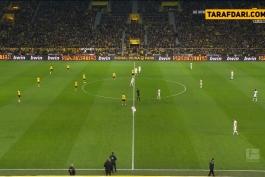 دورتموند-لایپزیش-بوندس لیگا-دورتموند-سیگنال ایدونا پارک-Dortmund-Leipzig-Bundesliga