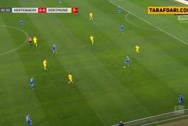 هوفنهایم-دورتموند-بوندس لیگا-آلمان-Hoffenheim-Dortmund-Bundesliga