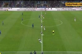 اینتر-یوونتوس-سری آ-ایتالیا-ورزشگاه جوزپه مه آتزا-Inter-Juventus-Serie A