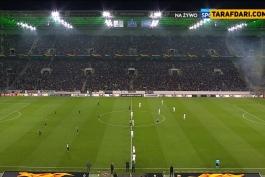 مونشن گلادباخ-آاس رم-لیگ اروپا-Borussia Mönchengladbach-Roma-UEL