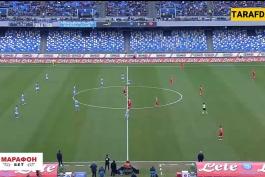 خلاصه بازی ناپولی 2-0 پروجا (کوپا ایتالیا - 2019/20)