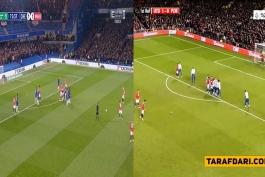 چلسی-منچستریونایتد-لیگ کاپ انگلیس-EFL Cup-manchester united-chelsea