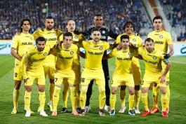 ترکیب تیم های پارس جنوبی جم و ذوب آهن اصفهان مشخص شد