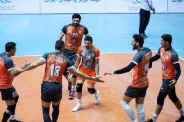لیگ برتر والیبال-والیبال ایران-iran