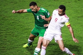 تیم ملی ایران-انتخابی جام جهانی-iran-world cup qualifiers-عراق iraq