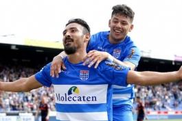 زوله-ایران-لیگ هلند- PEC Zwolle -Eredivisie-iran