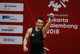 وزنه برداری-ایران-weight lifting-iran