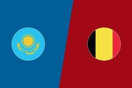 رسمی؛ ترکیب تیمهای قزاقستان و بلژیک