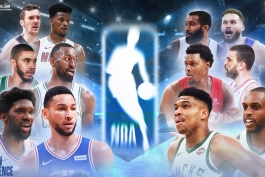 بسکتبال NBA- کنفرانس شرق- بسکتبال- کنفرانس شرق بسکتبال NBA