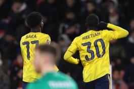 آرسنال- بورنموث- لیگ برتر انگلیس- انگلیس- Arsenal- Bournemouth