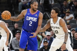 بسکتبال-سن آنتونیو اسپرز-لس آنجلس کلیپرز-NBA Basketball
