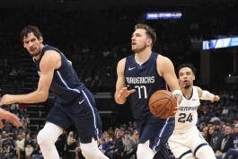بسکتبال-ممفیس گریزلیز-دالاس موریکس-NBA Basketball