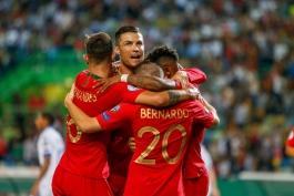 پرتغال-لوکزامبورگ-مقدماتی یورو 2020