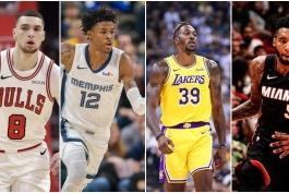 بسکتبال-جا مورنت-دریک جونز جونیور-NBA Basketball