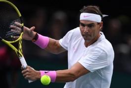 تنیس-مسترز پاریس-Tennis