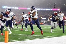 لیگ فوتبال آمریکایی-نیوانگلند پتریتس-تنسی تایتنز-NFL
