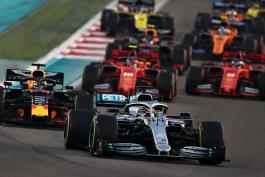 فرمول یک-Formula 1