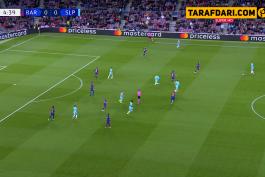 لیگ قهرمانان اروپا-لالیگا-اسپانیا-بارسلونا-barcelona-اسلاویا پراگ-slavia praha-جمهوری چک