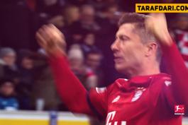 ویدیو؛ تمام 16 گل روبرت لواندوفسکی در فصل جاری بوندس لیگا (2019/20)
