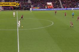 لیگ برتر-انگلیس-منچستریونایتد-بورنموث-manchester united-bournemouth