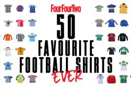 50 کیت برتر تاریخ فوتبال به انتخاب fourfourtwo (بخش دوم)