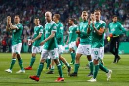 وردربرمن-SV Werder Bremen-بوندسلیگا-آلمان-دی اف بی پوکال-اوپتا-جام یوفا