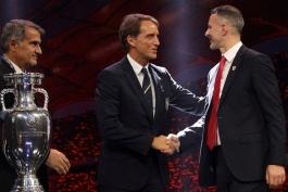 رایان گیگز: امیدوارم ایتالیا در یورو با 6 امتیاز به مصاف ما بیاید تا بازیکنان ذخیره را به میدان بفرستد