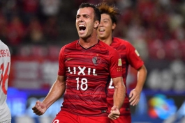 برزیل-ژاپن-کاشیما آنتلرز