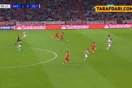 بایرن مونیخ-المپیاکوس-لیگ قهرمانان اروپا