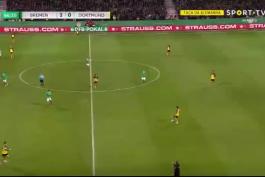 ارلینگ هالند-جام حذفی آلمان