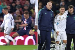 real madrid-رئال مادرید-مهاجم-بلژیک-لیگ قهرمانان اروپا