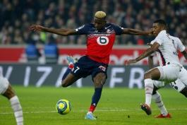 Lille-لیل-مهاجم-نیجریه-لوشامپیونه-فرانسه