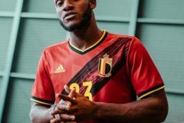 رسمی؛ از پیراهن تیم ملی بلژیک در یورو 2020 رونمایی شد