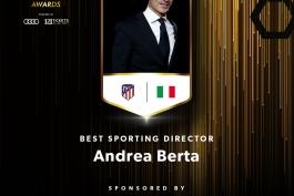 atletico madrid-اتلتیکو مادرید-مدیر ورزشی-اسپانیا