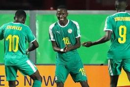 SENEGAL-سنگال-هافبک-جام جهانی زیر 17 سال