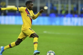 barcelona-بارسلونا-مدافع-سنگال-لیگ قهرمانان اروپا