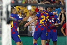BARCELONA-بارسلونا-وینگر-اسپانیا-هافبک-هلند-لیگ قهرمانان اروپا