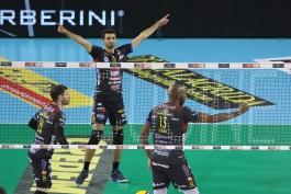 تیم والیبال لوبه-Volley Lube-لیگ والیبال ایتالیا-volleyball