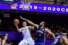بسکتبال-لیگ بسکتبال چین-فدراسیون بسکتبال چین