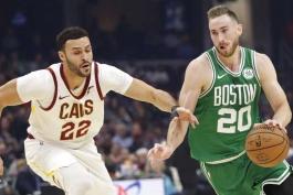 گوردون هیوارد- بوستون سلتیکس- کلیولند کاوالیرز- بسکتبال NBA