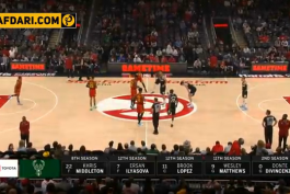 بسکتبال-بسکتبال NBA