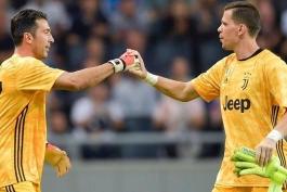 یوونتوس-دروازه بانان یوونتوس-تمرینات یوونتوس-ایتالیا-لهستان-Juventus
