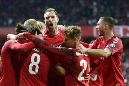 دانمارک-سوئیس-مقدماتی یورو 2020-Denmark