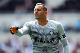 اینتر-دروازه بان اینتر-اسلوونی-سری آ-Inter