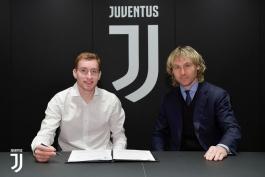 یوونتوس-نایب رییس یوونتوس-وینگر یوونتوس-سوئد-چک-Juventus