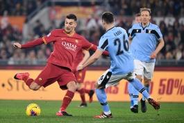 لاتزیو-رم-ایتالیا-سری آ-Roma-Lazio