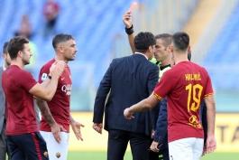 رسمی؛ محرومیت 2 جلسهای برای فونسکا؛ او در بازی با سمپدوریا و میلان نمیتواند رم را از کنار زمین همراهی کند
